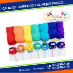 OVILLO LANA SET ESCOLAR X 5 COLORES , OVILLO 25 Y 50 GRS.