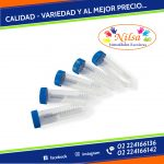 TUBOS PLASTICOS CONICOS 10 – 15 – 50 ML