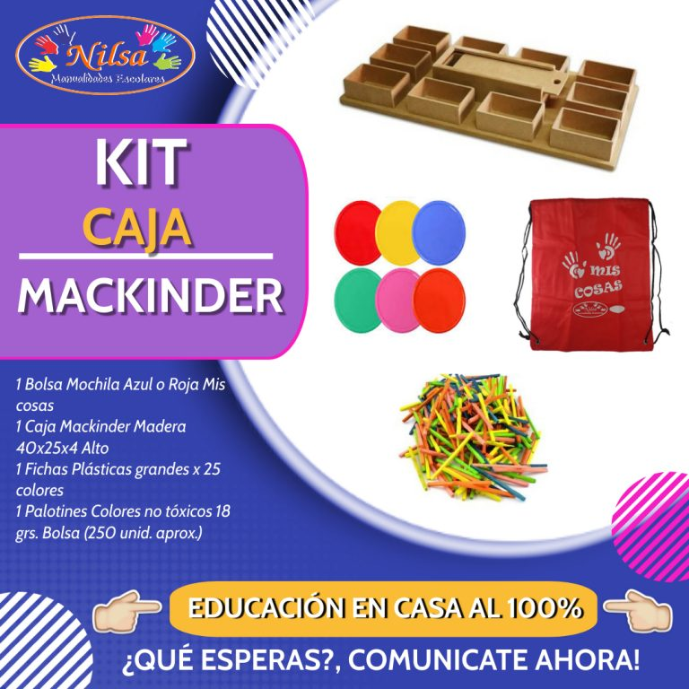KIT CAJA MACKINDER